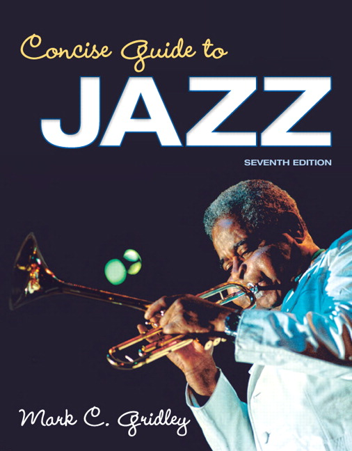 Concise Guide to Jazz, 7th Edition
